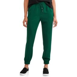 Time and Tru Women's Athleisure Soft Jogger Pant   Walmart (US)