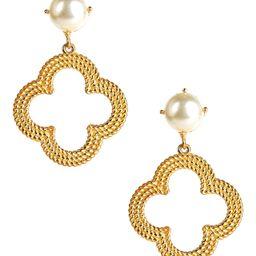 Bryn - Gold & Pearl   Lisi Lerch Inc