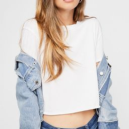 We The Free The Perfect Tee   Free People (US)