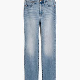 Slim Demi-Boot Jeans in Denis Wash | Madewell
