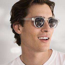 Round Frame Sunglasses | Express