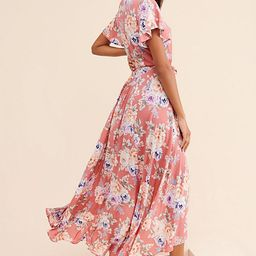 Auguste The Label Pascal Muse Wrap Maxi Dress | Free People (US)