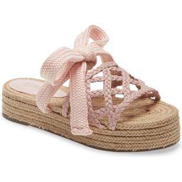 Schutz Byana Espadrille Platform Sandal (Women) | Nordstrom | Nordstrom