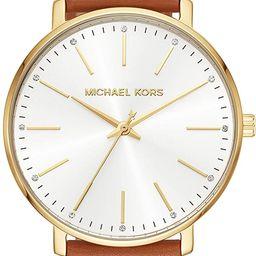 Michael Kors Pyper Three-Hand Stainless Steel Watch | Amazon (US)