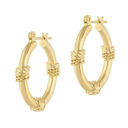 Madison Hoops | Electric Picks Jewelry