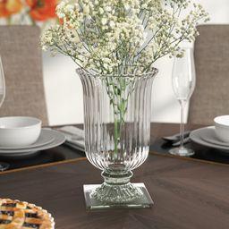 Charlton Home® German Fluted Table Vase | Wayfair North America