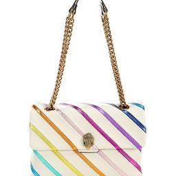 Kensington Rainbow Pipe Large Shoulder Bag   Dillards