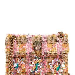 Kensington Jewel Tweed Mini Crossbody Bag   Dillards