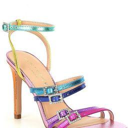 Pierra Leather Dress Sandals   Dillards