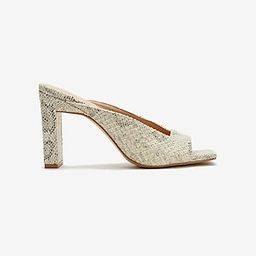 Square Peep Toe Heels$54.99 marked down from $78.00$78.00 $54.99Select Colors 50% Off in Cart4 ou...   Express