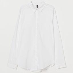 Cotton Shirt | H&M (US)