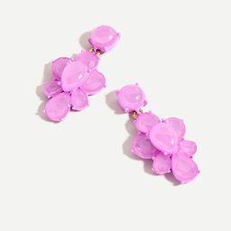 Candy gem drop earrings   J.Crew US