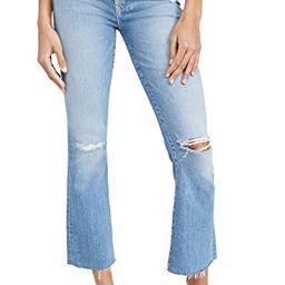The Hustler Ankle Fray Jeans | Shopbop