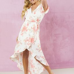Andres Floral Maxi Dress   Altar'd State