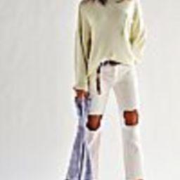 Maggie Mid-Rise Straight-Leg Jeans   Free People (US)