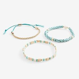 3 Piece Turquoise and Pearl Bracelets$30.00$30.00turquoise 463$30.00Turquoise 463Size ChartAdd to... | Express
