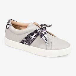 Journee Collection Comfort Foam Ash Sneakers   Express