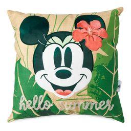 Minnie Mouse Tropical Pillow   shopDisney