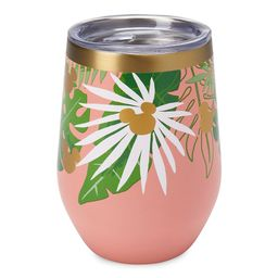 Mickey Mouse Tropical Stainless Steel Tumbler   shopDisney