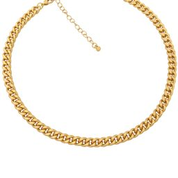Brooklyn Links Necklace- Demi Fine | The Styled Collection