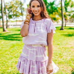 Roxy Flutter Sleeve Mini Dress - Pink Tiger   BuddyLove