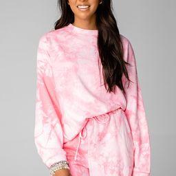 Hailey Loungewear Set - Pink Clouds   BuddyLove