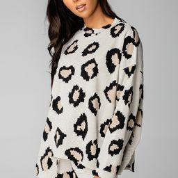 Hailey Loungewear Set - Leopard   BuddyLove