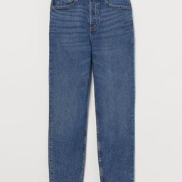 Mom High Ankle Jeans | H&M (US)