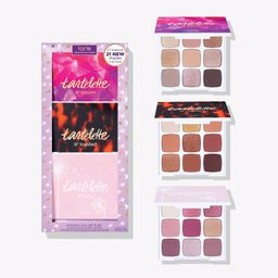 tartelette™ give, gift, get Amazonian clay eyeshadow wardrobe   tarte cosmetics