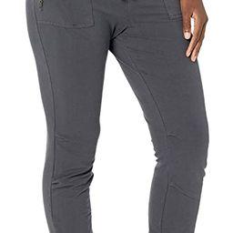 Amazon Brand - Daily Ritual Women's Stretch Cotton Knit Twill Zip Pocket Jogger Pant | Amazon (US)