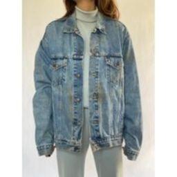 Vintage Distressed Usa Levi's Denim Jacket   Etsy (US)