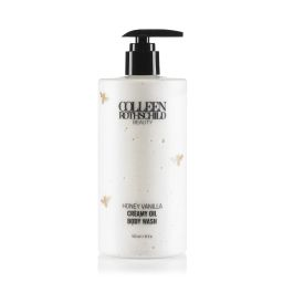 Creamy Oil Body Wash - Honey Vanilla   Colleen Rothschild Beauty