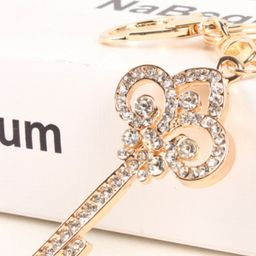 Crystalize KeyChain | The Styled Collection
