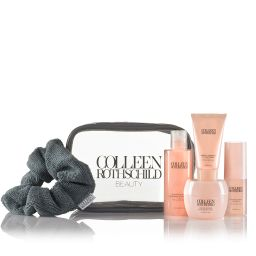 Quench & Shine Trial & Travel Essentials   Colleen Rothschild Beauty