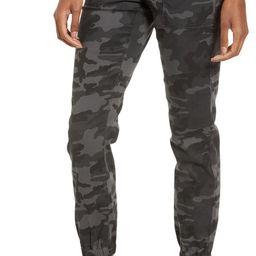 Camo Print Jogger Jeans | Nordstrom