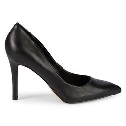 Cady Leather Pumps   Saks Fifth Avenue OFF 5TH