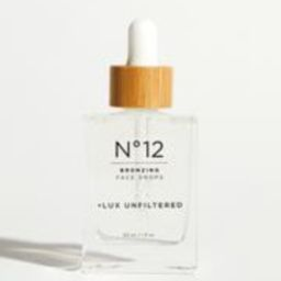 Nº12 Bronzing Face Drops | +Lux Unfiltered