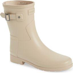 Original Refined Short Waterproof Rain Boot | Nordstrom