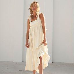 Gretchen Pinafore Convertible Dress   Free People (US)