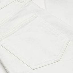 5-pocket, ankle-length jeans in slightly stretchy denim. Extra-high waist, zip fly, and gently ta...   H&M (US)