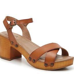 Susan Platform Sandal   DSW