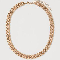 Chain Necklace   H&M (US)