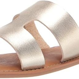 Amazon Essentials Women's H Band Flat Sandal   Amazon (US)