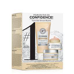 Confidence Skincare Travel Set - IT Cosmetics   IT Cosmetics (US)