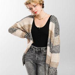 Striped Cardigan Sweater | Buckle