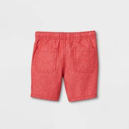 Toddler Boys' Woven Pull-On Shorts - Cat & Jack™ | Target
