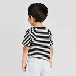Toddler Boys' Crew Neck Short Sleeve T-Shirt - Cat & Jack™ | Target