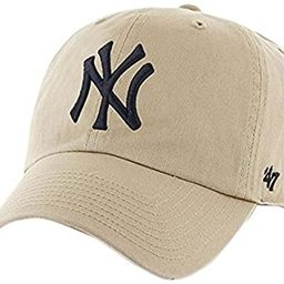 '47 MLB Womens Men's Brand Clean Up Cap One-Size   Amazon (US)