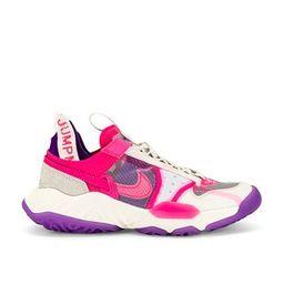 Jordan Delta Breathe Sneaker in Sail, Hyper Pink & Fierce Purple from Revolve.com   Revolve Clothing (Global)