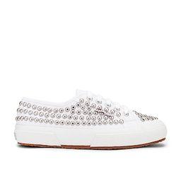 Superga 2750 COTSTUDS1W Sneaker in White from Revolve.com   Revolve Clothing (Global)